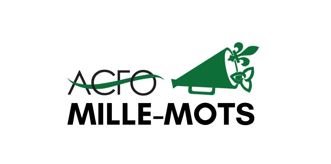 ACFO Mille-Mots No.9